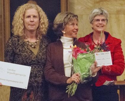 Foto Jos Versteegen Winnaar Organisatieprijs St. Gilde Samenspraak
