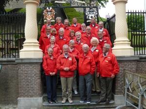 gidsen van Stichting Gilde Leiden