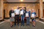 001_CZF8097 Leidse Vrijwilligers Prijs (c) Corine Zijerveld Fotografie 2018